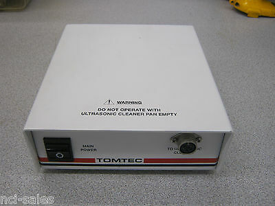Tomtec 020846-01 Tip Wash Station Control Module Male Reciever