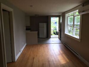 2 Bedroom in Central Moncton With Heat-pump!