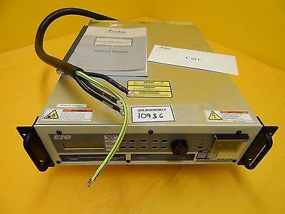 Dcg-100z Optima Eni Spr S03-111 Dc Plasma Generator Amat 0190-14212 Refurbished
