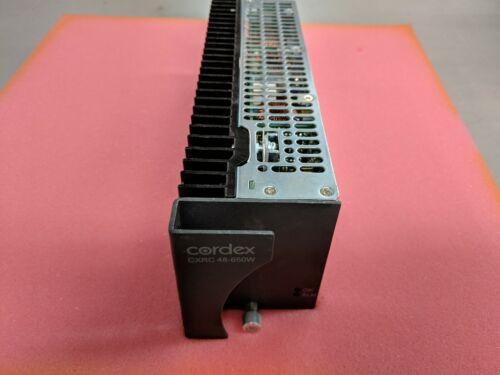 Alpha/Argus 010-570-20-041 Power Module CXRC 48/650W 120-240VAC (We buy Argus!)