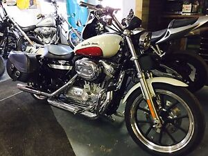 2011 Harley Davidson Sportster Low
