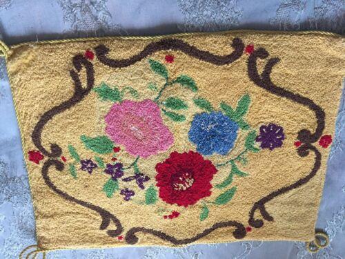 Beautiful Vintage Handmade Tablecloth