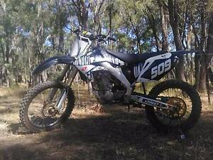 2009 honda crf r titanium pro circuit Coonabarabran Warrumbungle Area Preview