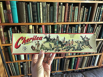 CHERILEA Lead Toy Soldier AMERICAN SOLDIERS BOXED SET #A/113 Britains