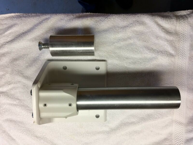 "DCI  2"" Dental Wall Mount for light or Computer Monitor -- includes pole mount"