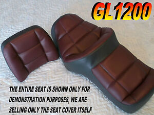 Honda GL1200 Seat Cover GoldWing 1984-86 Aspencade Interstate GL1200i 624B set