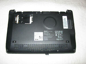 ONE ACER ASPIRE ONE ZG5 BASE PLASTIC FOR SSD ACER AOA110 with speakers