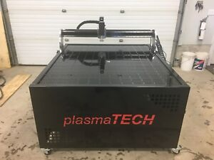 CNC Plasma table - made by plasmaTECH, 3 sizes available