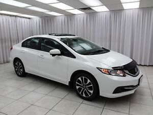 2014 Honda Civic EX SEDAN w/ BLUETOOTH, HEATED SEATS, BACK-UP CA