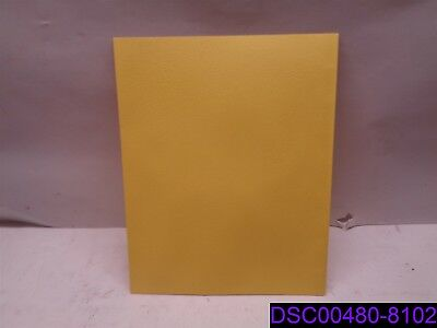 Qty 100 4 Boxes X 25 Oxford Twin Pocket Folders Yellow 57509