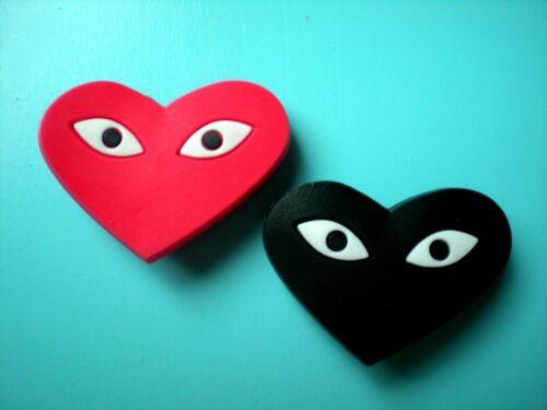 Shoe Charm Button Sandal Clog Bracelets WristBand Heart