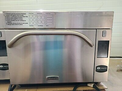 2014 Amana Xpress Mxp22 Combi Convection Microwave Oven