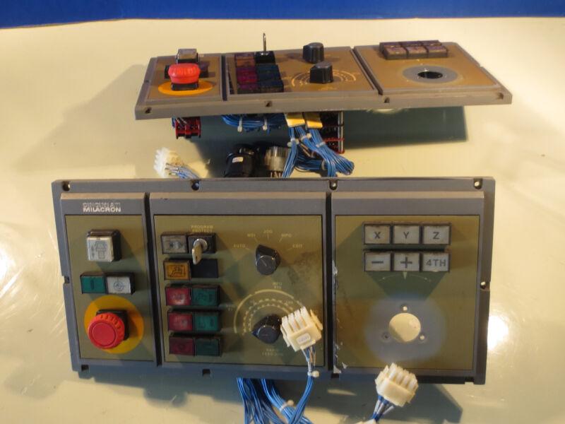 CINCINNATI MILACRON 500 CONTROL TECHNIQUES OPERATOR CONTROL UNIT UNIT 61262154