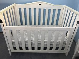 Boori Solid Timber Cot- quick sale