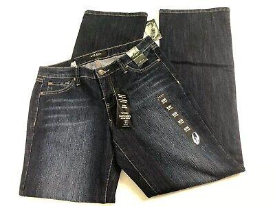 NWT Womens Nine West Santa Monica Bootcut Jeans Sz 8/28 ()