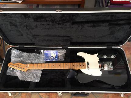 Fender Mexican Telecaster + Marshall Amp Turvey Park Wagga Wagga City Preview