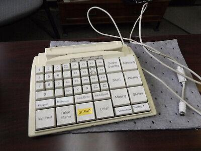 Preh Commander MR128WX Keyboard  90315-009//0000 7462