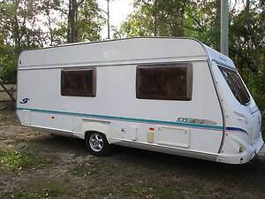 Fully equipped, lightweight, full bathroom 2005 Geist Caravan Pomona Noosa Area Preview