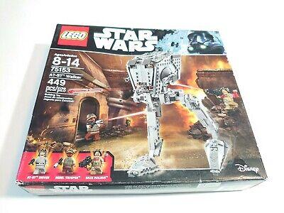 Lego 75153 Star Wars AT-ST Walker (Brand New & Sealed)