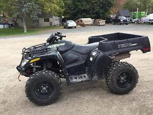 2018 Textron Off Road Formally Arctic Cat NEW Alterra TBX 700 EP