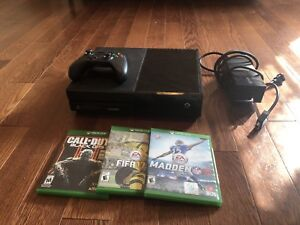 1TB XBOX ONE BUNDLE FOR SALE!