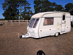 Various caravans some with ensuite or pop top Ballan Moorabool Area Preview
