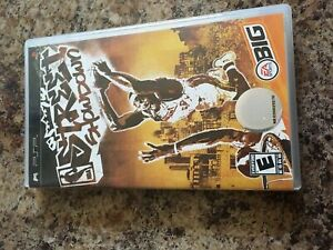 Psp nba street showdown