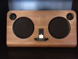 THE HOUSE OF MARLEY GET UP STAND UP DIGITAL AUDIO SYSTEM