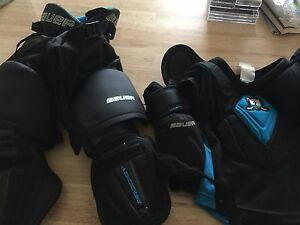 Bauer Prodigy Youth gear
