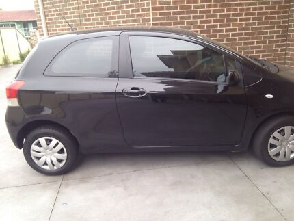 Toyota Yaris yr 2010 with long rejo Dallas Hume Area Preview