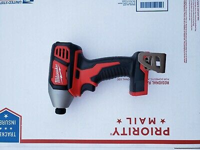 Milwaukee 2656-20 M18 18 Volt Lithium-Ion Cordless Hex Impact Driver