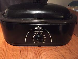 Roaster oven 30 obo
