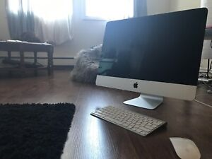 iMac with BT keyboard and mouse (original)