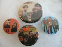 "Muse Logo 25mm 1/"" Pin Badge Button Alternative Rock Band Bellamy"