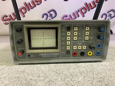Huntron 2000a Tracker Electronic Component Tester Circuit Analyzer