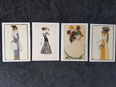 The Vienna Collection Reproduction Postcards