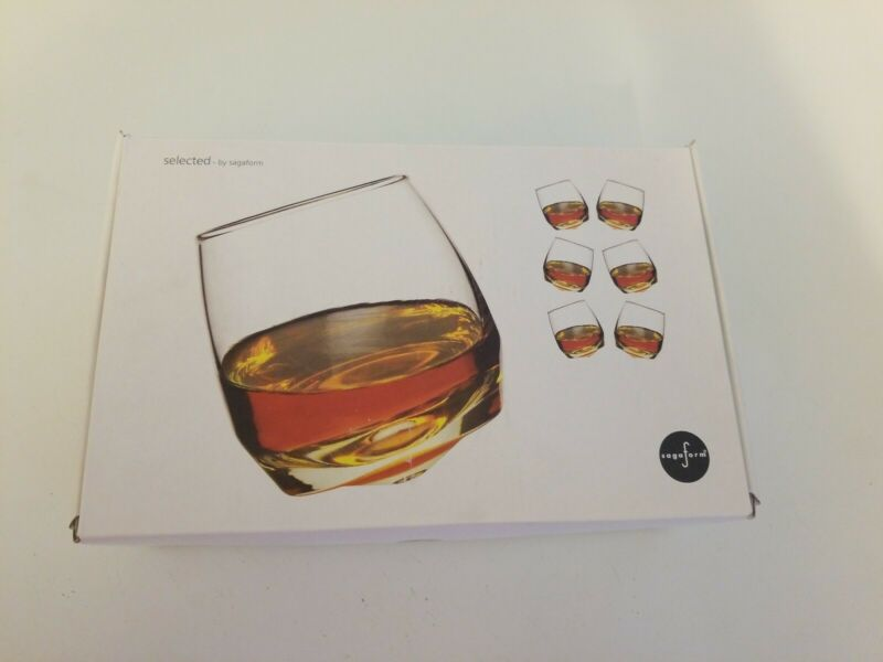 Talisker Storm Scotch Whisky Glasses