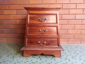 Unique Antique Bedside Cabinet. Good Condition. Mosman Mosman Area Preview