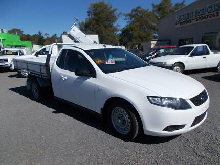 2009 Ford Falcon Sedan (3796) Warrenheip Ballarat City Preview