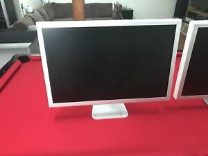 Ecran Apple Cinema Display 30