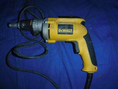 Dewalt Dw272 4000rpm Variables Speed Drywall Screw Gun