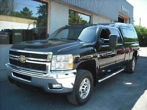 Chevrolet Silverado 2500HD 4 RM, Cabine multiplaces 167 po, LT 2