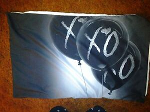 """The Weeknd """" XO pillow cases! Prince George British Columbia image 1"""