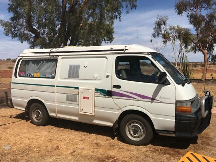 1996 Toyota Hiace Van/Minivan Laverton Laverton Area Preview