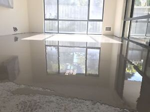 Concrete floor preparation polishing and demolition Hocking Wanneroo Area Preview