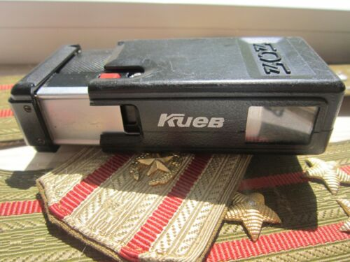 Soviet Camera Kiev-303 Subminiature Vintage Camera Industar-M 16 MM Photo Film