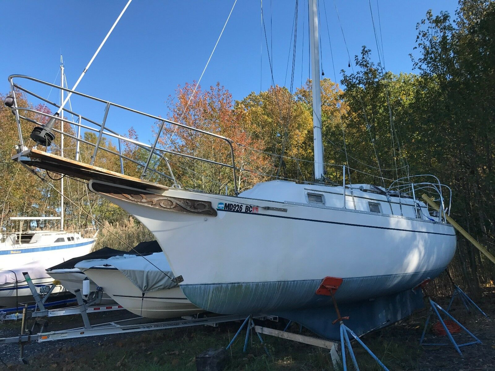 c c 29 sailboat Very well kept c&c 29 for sale - lots going for this boat new cushions - new bottom job - new bimini - new bow lights recently rebuilt head.