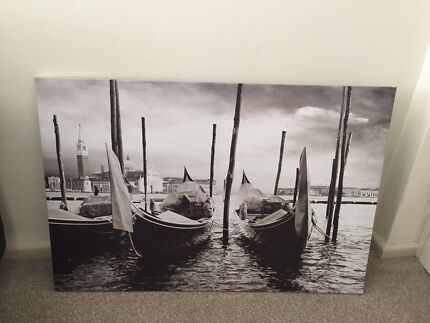 Canvas Venice wall picture Mosman Mosman Area Preview