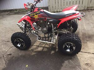 2013 Honda trx 400x great trail quad