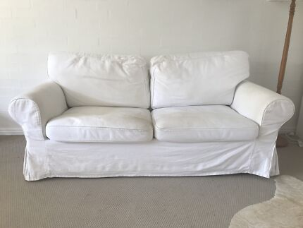 Ikea Ektorp Sofa Bed U0026 2.5 Seat Lounge